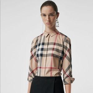 Burberry Button Down for Women.